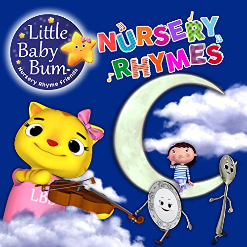 Hey Diddle Diddle Nursery Rhyme - Hey Diddle Diddle
