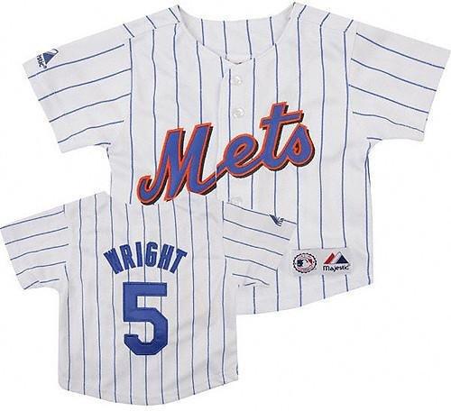 NYM David Wright Replica Infant Jersey - MB61326P05 Derek Jeter Replica Baseball Jersey