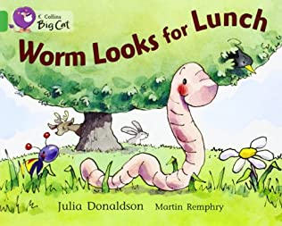 book cover of Worm Looks for Lunch