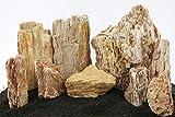 Lifegard Aquatics - Burma Petrified Stone 25 Gallon Aquarium Rock Kit
