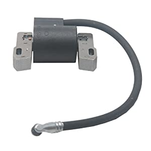 SaferCCTV Ignition Coil for Briggs & Stratton 7 8 9 10 11 12 13 14 15 16 HP Vertical Single Cylinder Engines 398811 395492 395326 398265 John Deere R72
