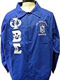 Phi Beta Sigma Mens Crossing Line Jacket