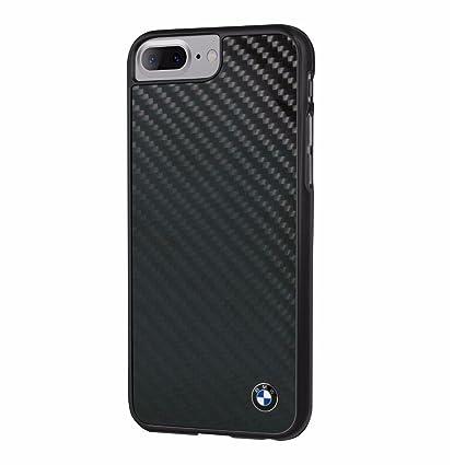 bmw leder hard case schwarz logo f r apple iphone iphone 7. Black Bedroom Furniture Sets. Home Design Ideas