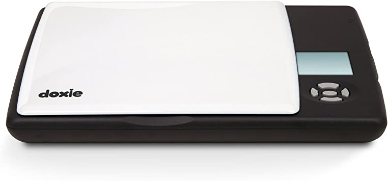 Doxie Flip Cordless Flatbed Photo /& Notebook Scanner w//Removable Lid Renewed