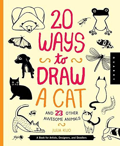 20 ways to draw a cat - 6