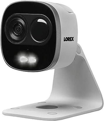 Amazon.com: Lorex Cámara de seguridad WiFi para interior ...
