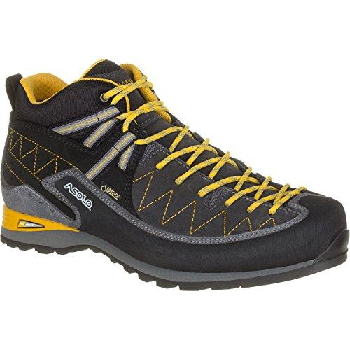 Asolo Backpacking Boots (Asolo Jumla GV Boot - Men's Graphite / Grey 11)