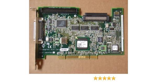 Adaptec 29160N Windows Vista 64-BIT