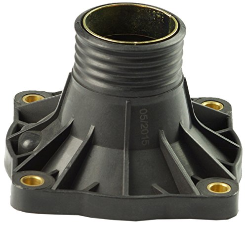 (TOPAZ 11531720173 Plastic Coolant Thermostat Housing for BMW E38 730i 730iL 740i 740iL)