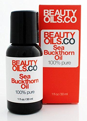 BEAUTYOILS.CO Sea Buckthorn Berry Oil - 100% Pure (1 fl oz)