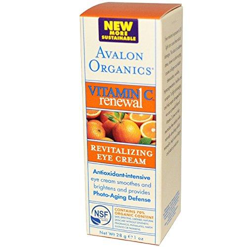 Avalon Organics Vitamin Renewal Revitalizing