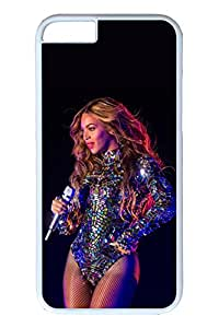iPhone 6 Case, 6 Case - Ultimate Protection Scratch Proof Case for iPhone 6 Beyonce Time Tough Armor White Hard Back Cover Case for iPhone 6 4.7 Inches