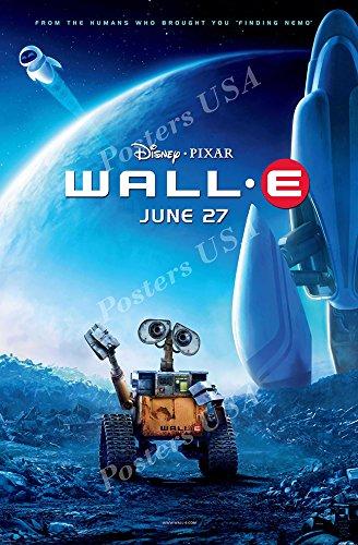 Posters USA Disney Classics Wall E Poster - DISN173 (24