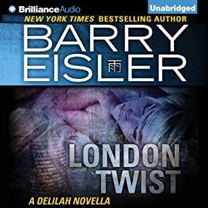 London Twist Audiobook