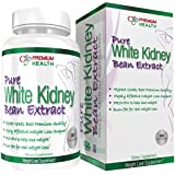 #1 Premium Pure White Kidney Bean Extract Helps You Lose Weight Powerful Carb Blocker Carb Control Best Diet Pills That Really Works Quality Premium Ingredients For Weight Loss