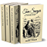 Tom Sawyer Collection - All Four Books (Illustrated + Audio links. Includes 'Adventures of Tom Sawyer,' 'Huckleberry Finn' ' + 2 more sequels) (English Edition)