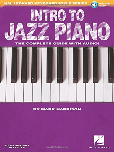 Intro to Jazz Piano: Hal Leonard Keyboard Style Series