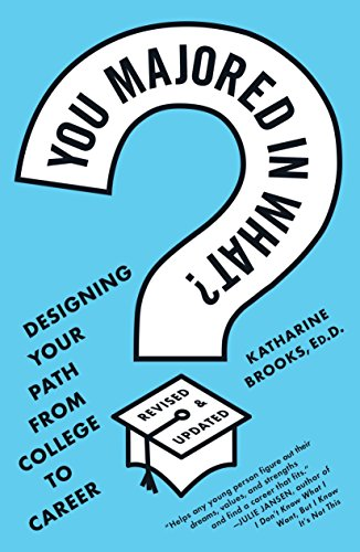 You Majored in What?: Designing Your Path from College to Career (Best Southern Liberal Arts Colleges)