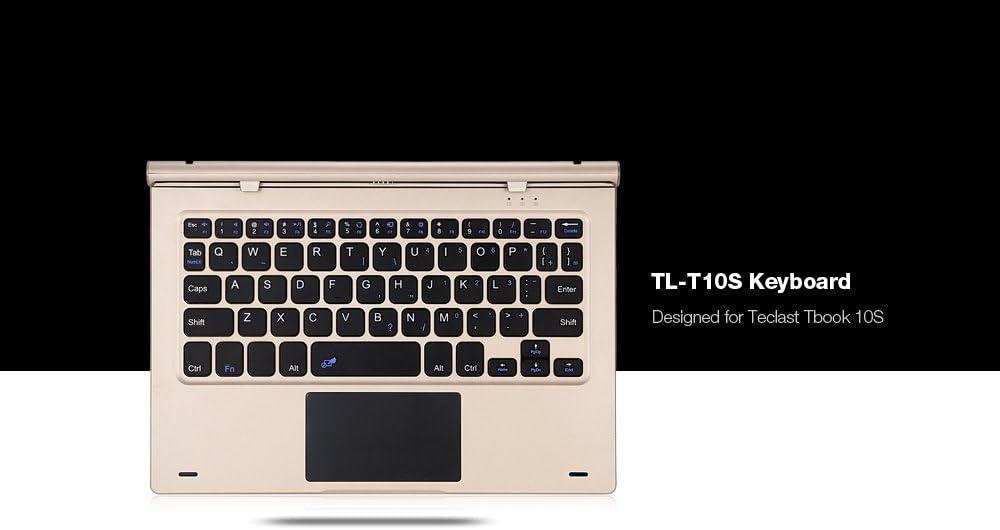 Teclast Tbook 10S Teclado magnético de Acoplamiento Pogo Pin ...