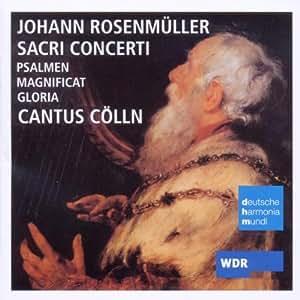Rosenmuller: Sacri Concerti
