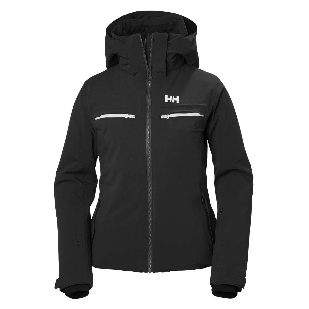 TALLA XS. Helly Hansen W Alphelia Ins Jacket, Mujer, Black, XS