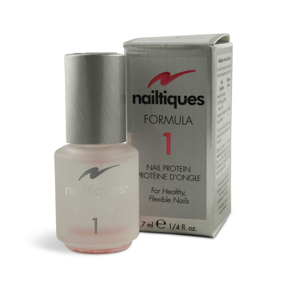 Amazon.com : Nailtiques Formula 1 Protein, .25 Ounce : Nail Growth ...