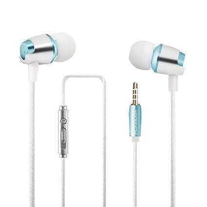 Auriculares inteligentes de gama alta de metal Tipo bajo en la oreja con llamada de Michael