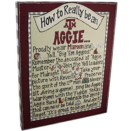 e476903de583b Amazon.com   NCAA Texas A M Aggies How-To Canvas   Business Card Holders    Office Products
