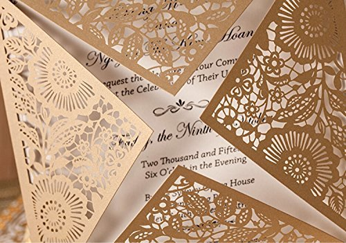 Buy Wedding Invitation Kits: Doris Home Wedding Invitations Wedding Invites Invitations