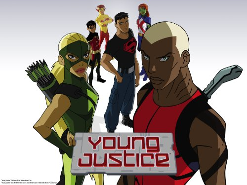Amazon.com: Young Justice: The Complete First Season ...