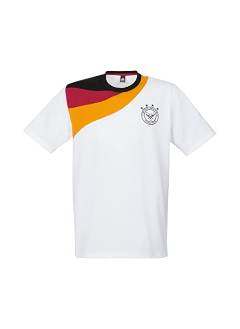 6fd61434ea27a5 Trigema Herren T-Shirt Deutschland Farben  Amazon.de  Bekleidung
