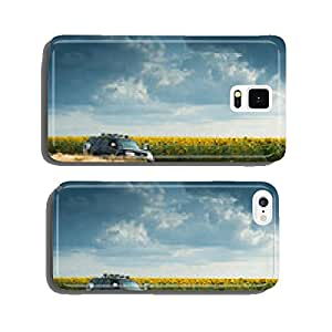 SUV into the field cell phone cover case Samsung S5