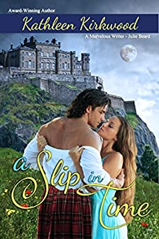 A Slip In Time by [Kirkwood, Kathleen]