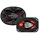 Boss CH4630 4-Inch x 6-Inch 3-Way Speaker