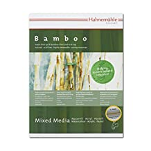 Hahnemuhle Bamboo Mixed Media Pad 9.5X12.5 In