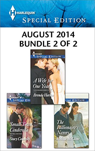book cover of Harlequin Special Edition August 2014 - Bundle 2 of 2