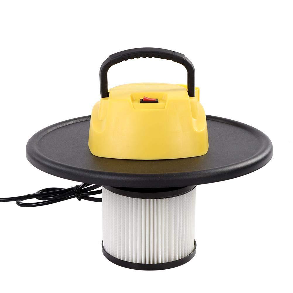 1000 W aspiratore a carbone cilindrico per la pulizia dei camini aspirapolvere per cenere vuoto Aspiracenere 20 l