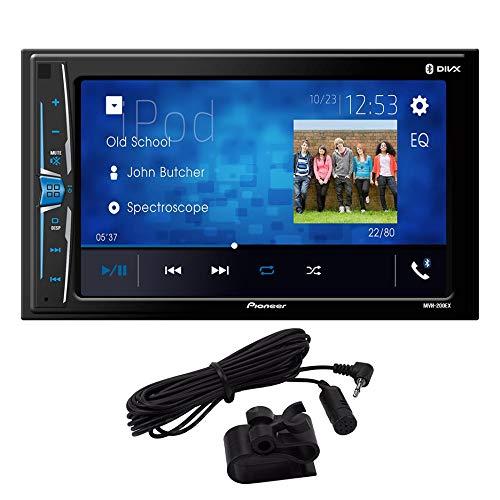 Pioneer MVH-200EX Bluetooth Car