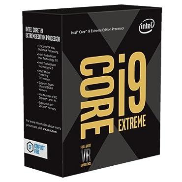 Intel Core i9-7980X Extreme Edition Tray Processor Model CD8067303734902
