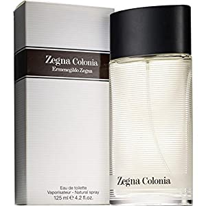 Zegna Colonia by Ermenegildo Zegna Eau De Toilette Spray for Men, 4.20 Ounce