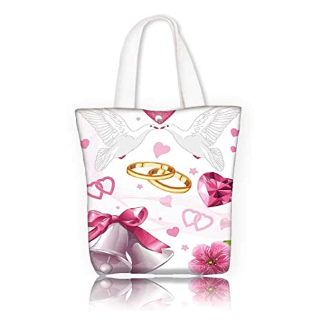 2d3b559b367f Amazon.com: Women's Canvas Tote Bag —W17.7 x H14 x D7 INCH/Casual ...