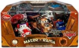 Disney / Pixar CARS Movie Exclusive 1:43 Die Cast Car 5 Piece Set Mater-Rama #2 [Kabuki, Dracula, Taco Truck, Ivan Mater & Dragstar]
