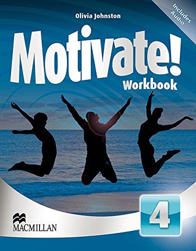 Download Motivate! Level 4 Workbook & Audio CD ebook