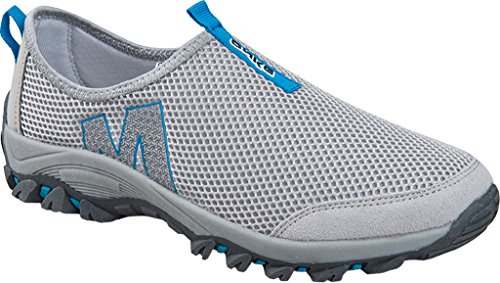 Gaatpot Men's Women's Casual Mesh Sports Shoes Outdoor Breathable Fitness Running Trainers Sneaker Aqua Shoes Summer Grey Blue