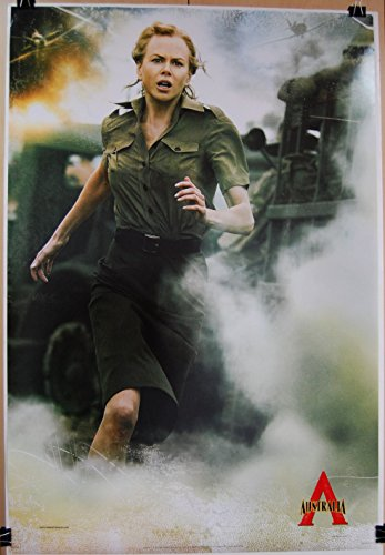 2006 AUSTRALIA Original 27X40 DS Movie Poster VER B NICOLE - Mail Australia Priority To