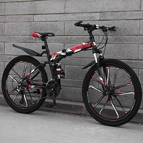 QZ Plegable for Bicicleta de suspensión Completa Bicicletas de ...