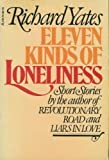 Eleven Kinds of Loneliness, Richard Yates, 0440523664
