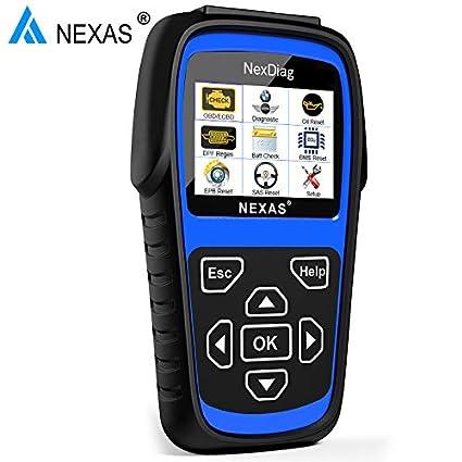 NEXAS 2018 ND601 BMW/Mini OBD Code Reader Multi-Sysstem Diagnostic