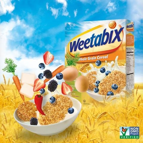 WEETABIX CEREAL WHL WHEAT NTRL, 14 OZ