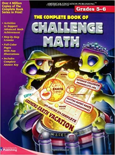 Amazon.com: The Complete Book of Challenge Math (9780769643335 ...
